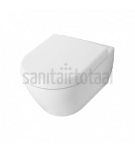 Závěsné keramické WC - toaleta - záchod Villeroy en Boch Subway2.0 56x37x41cm 911010523