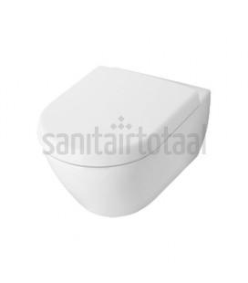 Závěsné keramické WC - toaleta - záchod Villeroy en Boch Subway2.0 48x35,5x36cm 911010505